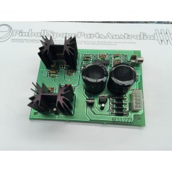 Gottlieb A5 Auxiliary Power Supply Board MA1772