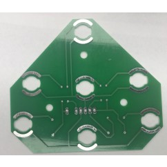 Medieval Madness 7 lamp pcb assembly BLANK