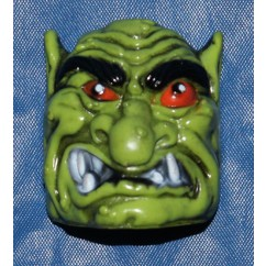 Medieval Madness Troll Head Green 31-2824