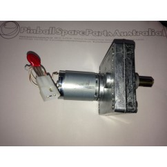 Motor  Scarecrow Keyed With Cable BM