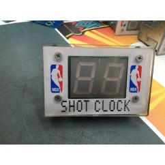 USED NBA Fastbreak shot clocks