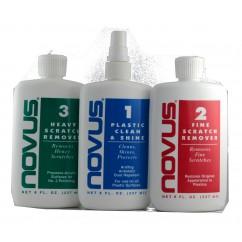 Novus 1, 2,and 3 - 8oz Bottle Of Each