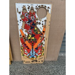 Operation Thunder   Playfield USED