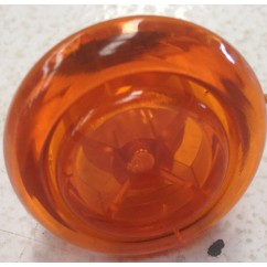 cabinet flipper button transparent orange