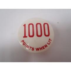1000 Points When Lit Cap - RED  A-11826-R