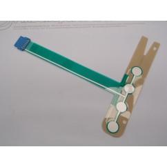 HARLEY DAVIDSON (Stern) Membrane switch 181-5001-00