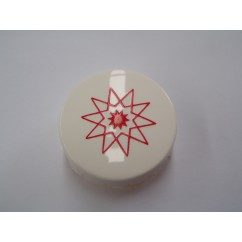 Gottlieb STAR RED POP BUMPER CAP