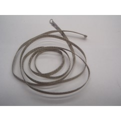 ground braid assy-45 strap