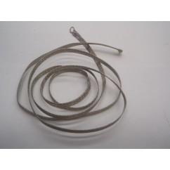 ground braid assy-45 strap