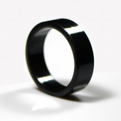 Super-Bands flipper rubber black