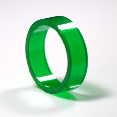 Super-Bands flipper rubber green