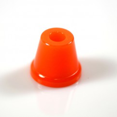 Super-Bands tapered post 3/4inch Orange