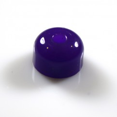 "7/16"" OD Purple Super-Bands Mini Post Rubber"