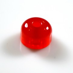 "7/16"" OD Red Super-Bands Mini Post Rubber"