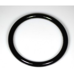 "2"" Superband Rubber Ring - Black"