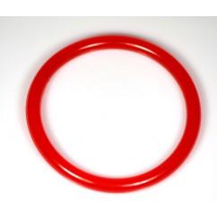 "2"" Superband Rubber Ring - Red"