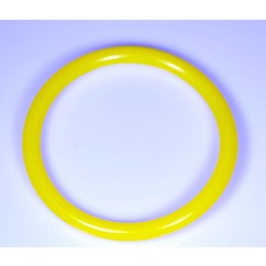 "2"" Superband Rubber Ring -  Yellow"