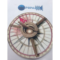 SPINNING DISC DECAL FOR PIRATES OF THE CARIBBEAN  802-5001-92