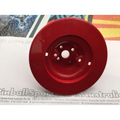 Gottlieb plain  pop bumper body RED  26860-R  D10435