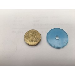pkt 10 Sling shot  protectors washer disc l 25 mm / 1 ""