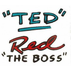 """ROAD SHOW (WILLIAMS) DECALS """"RED & TED"""""""