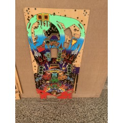 Revenge From Mars  Playfield USED