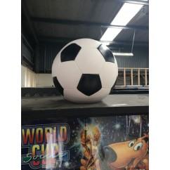 Soccer ball topper