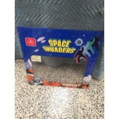 Space Invaders Perspex