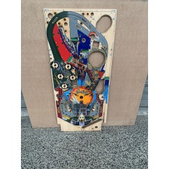 The Addams Family Playfield USED