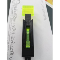Modular target switch assembly with FLO green  square target