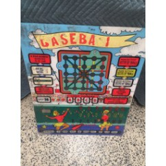 Touchdown changed to baseball Gaming glass