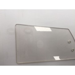 Unknown Clear Plastic