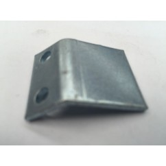 Unknown metal part  end / ball stop