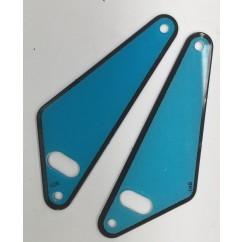 WORLD POKER TOUR bottom plastic slingshot cover set